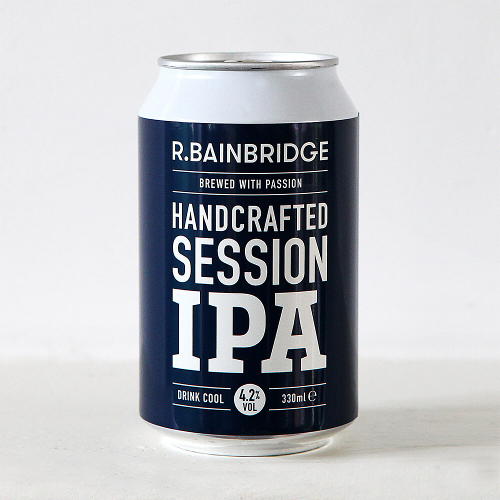 Handcrafted R.B Session Pale Ale