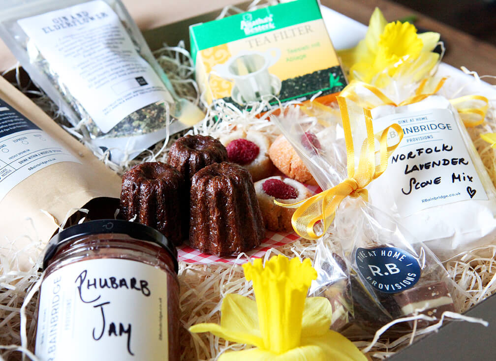 A Mother's Day Gift Box<br>free nationwide delivery